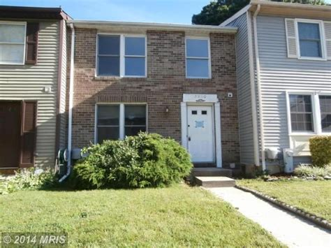 Homes For Sale In Glen Burnie Md by 7530 Wharfinger Ct 46 Glen Burnie Md 21061 Foreclosed