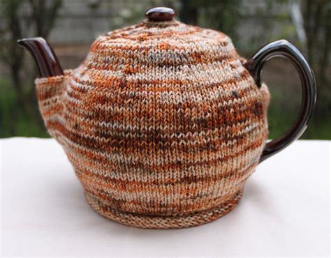 knitting patterns tea cosy easy simple knitted tea cozy by infinityfibers craftsy