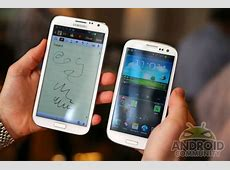 Samsung Galaxy Note II revealed: We go hands-on! - Android ... Xperia U White Hands On