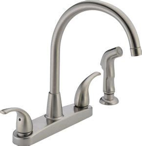 best kitchen faucets review top 5 most polished list for
