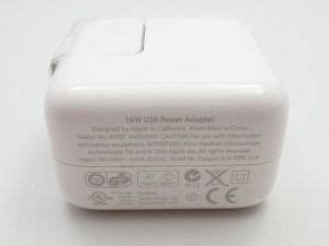 china genuine for apple 10w 5v 2 1a power adapter oem a1357 usb charger 4 for iphone ipod