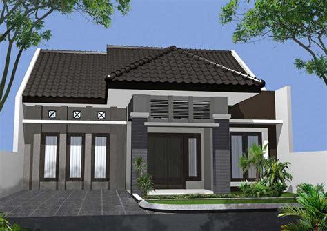 Nomor Rumah Kayu Atap 2020 70 contoh model rumah sederhana yang terlihat mewah dan