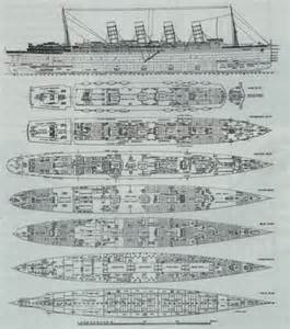 titanic floor plans model boat plans titanic plan make easy to build boat