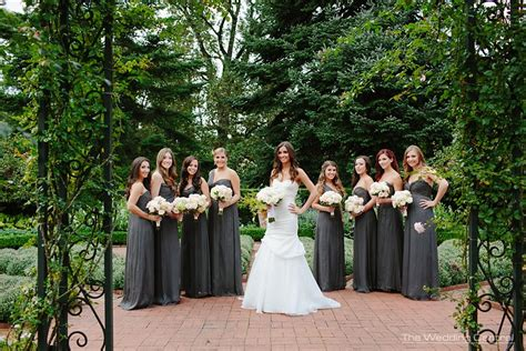 Bridal Garden Nyc by Innovative New York Botanical Garden Wedding And