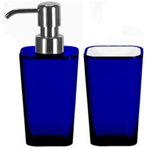 cobalt blue bathroom accessories cobalt blue bathroom accessories image mag