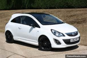 Vauxhall Corsa Limited Edition Object Moved