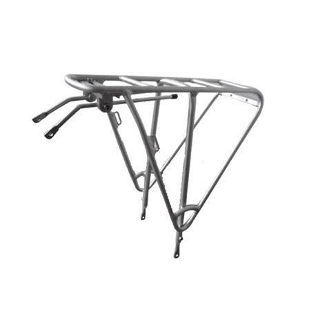 Silver Rear Bike Rack by Origin8 Bike Rack Rear Clasiq Spt Adj 26 29 Silver Ebay