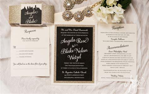 Wedding Invitations Philadelphia by Philadelphia Wedding Invitations Wedding Invitation Ideas