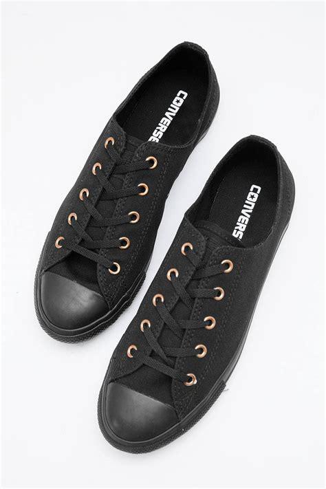 Sepatu Converse All Black sell converse chuck all dainty 557967c black sneakers shopdeca