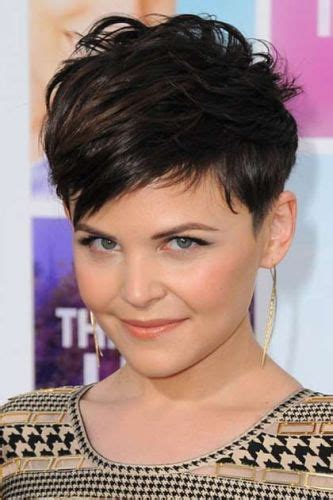 pixie hair cuts for fat faces top 9 pixie hairstyles for round faces styles at life