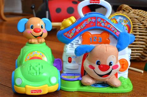 puppy play fisher price with puppy fisher price puppy play house review and give away picklebums