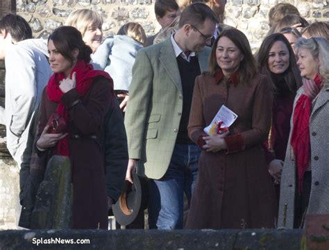 trh the duke and duchess of cambridge attended family