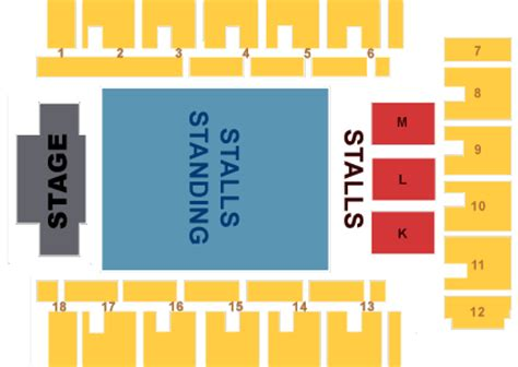 lg arena floor plan genting arena birmingham seating plan lg arena the nec