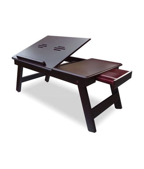 table for studying ecd brown foldable study table buy ecd brown foldable