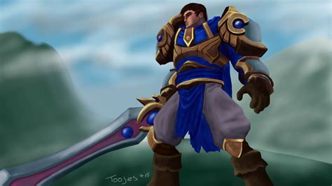 Link Garen Garen Crownguard By Toojes On Deviantart