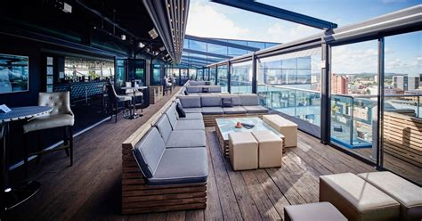 top bars in birmingham birmingham has the best rooftop bar in the uk birmingham