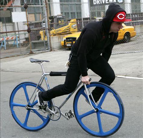 Toe Clip Sepeda Satu Pasang fixie community apa itu fixie