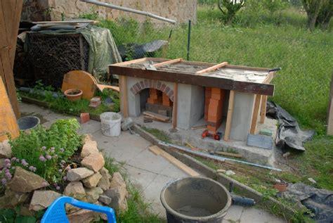 backofen grill kombi im garten grillforum und bbq www