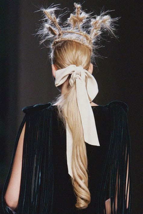 Runway Hair Trends With Jimmy Paul by 17 Best Images About Hair Fashion Week Fall Winter On