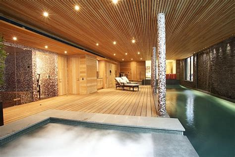House Plans With Indoor Pools creating an indoor luxury spa room at home