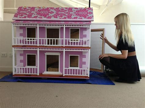 bunny doll house 1000 images about handmade rabbit guineapig hutch on pinterest