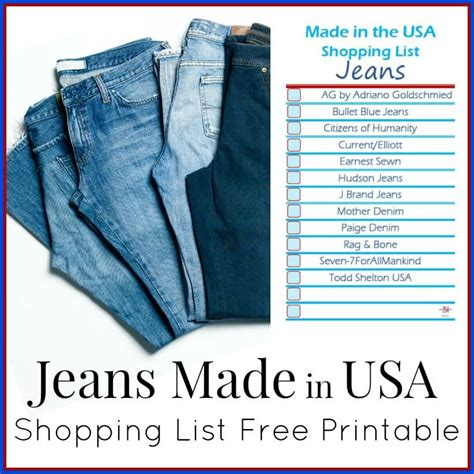 made in usa list made in usa shopping list organized 31