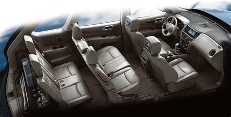 2012 nissan pathfinder concept detroit seating egmcartech
