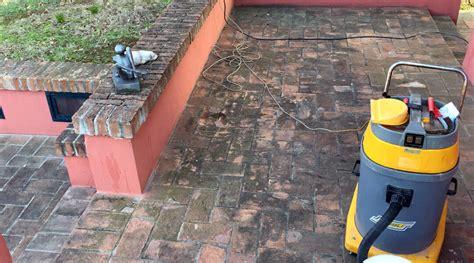 pulizia pavimento cotto pulizia cotto esterno fatto a mano fratelli bergantin