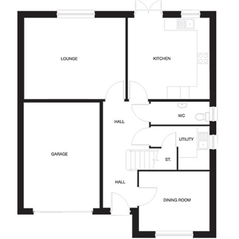 taylor wimpey floor plans the stewart plot 170 taylor wimpey