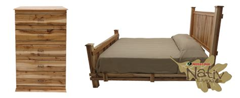 mossy oak bedroom set mossy oak nativ living introduces the mountain maple bedroom set by mountain woods