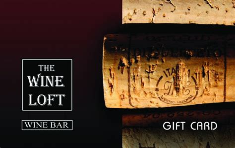 The Loft Gift Card - gift guide under the tree holiday gift guide creative loafing charlotte