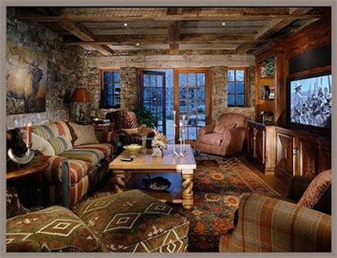 Home Interior Western Pictures S Turf Western Style Interior Design