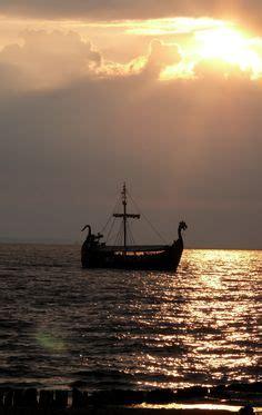 viking boats poland viking ghost ship by drumthrasher4hr on deviantart