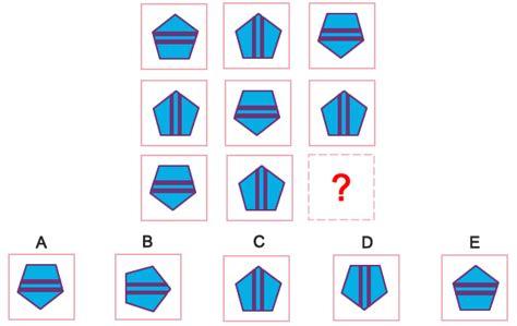 matrix pattern questions raven matrices raven s standard progressive matrices