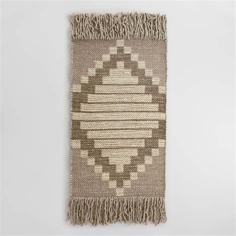 3x5 wool rug 3x5 wool and cotton amala area rug world market