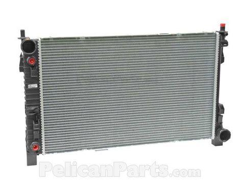 Tutup Radiator Mercedes 203 radiator 2035004803 genuine mercedes 203 500 48 03 pelican parts