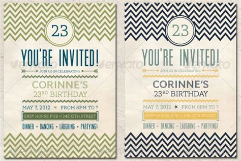 template for invitation flyer 30 beautiful invitation