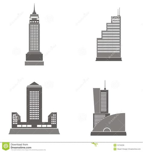 Skyscraper Illustrations Royalty Free Stock Images   Image