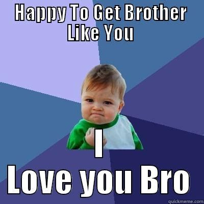 I Love My Brother Meme - gurjot07 s funny quickmeme meme collection