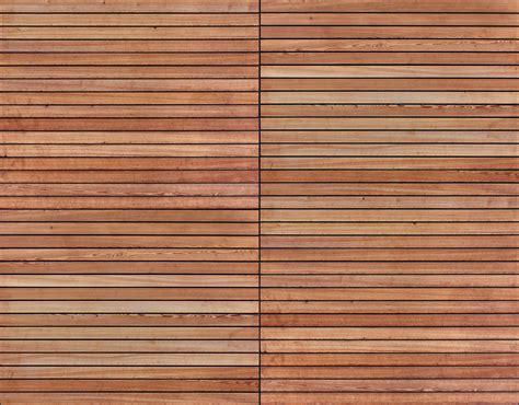Timber Cladding Panels Horizontal Timber Boards Seamless Texture Textures