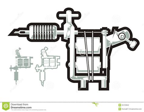 tattoo machine vector art tattoo machine clipart clipart suggest