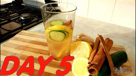 Cinnamon And Honey Detox by Day Five Detox Your With Honey Lemon Cinnamon