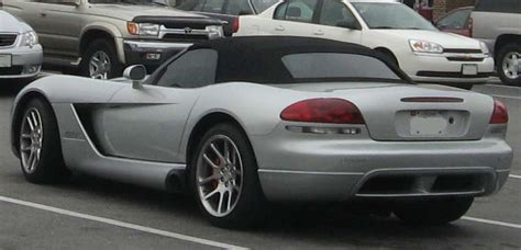 how it works cars 2003 dodge viper security system file dodge viper srt10 rear jpg wikimedia commons