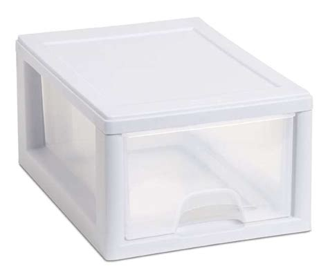 Sterilite Small Drawer by Sterilite Small Stacking Storage Drawer 20518006