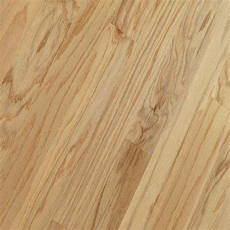 Prefinished Solid Hardwood Flooring Shop Bruce Springdale Plank 3 In W Prefinished Oak Engineered Hardwood Flooring Toast At Lowes