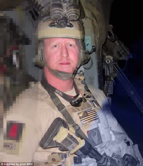 Torn In Two Valor Of A U S Marine rob o neill branded a liar by fellow seal team six members