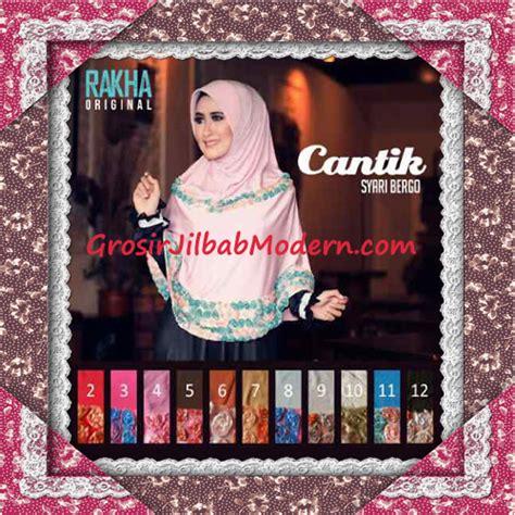Syar I Original jilbab syar i modis bergo cantik original by rakha series
