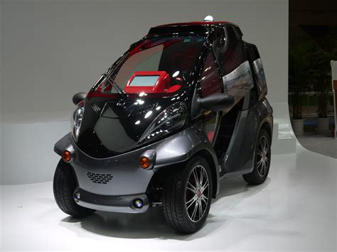 Toyota Smart Car Toyota Smart Insect City Car Concept Makes The Connection