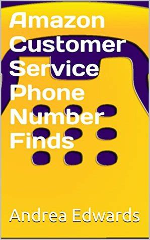amazon books phone number pdf free read 192 customer service phone number finds by andrea edwards