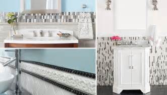 lowes bathroom design ideas 8 stylish bathroom tile ideas
